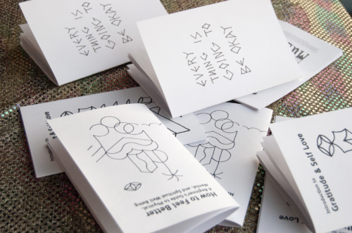 School of Life Design Zines