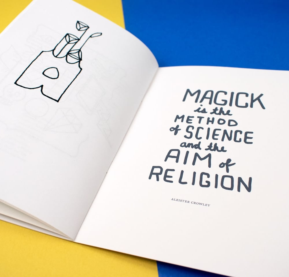 Introduction to Magick zine