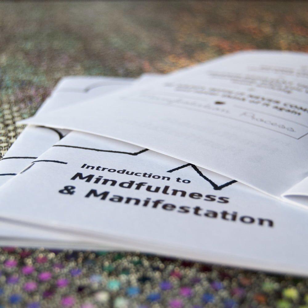 Introduction to Mindfulness & Manifestation