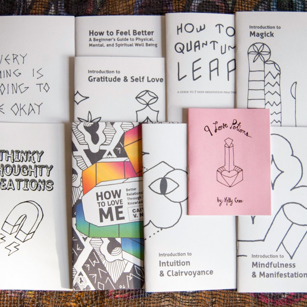 Zine Bundle