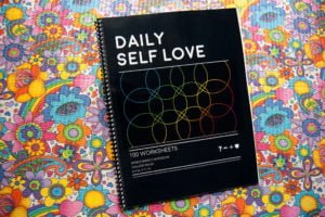 Daily Self Love Notebook