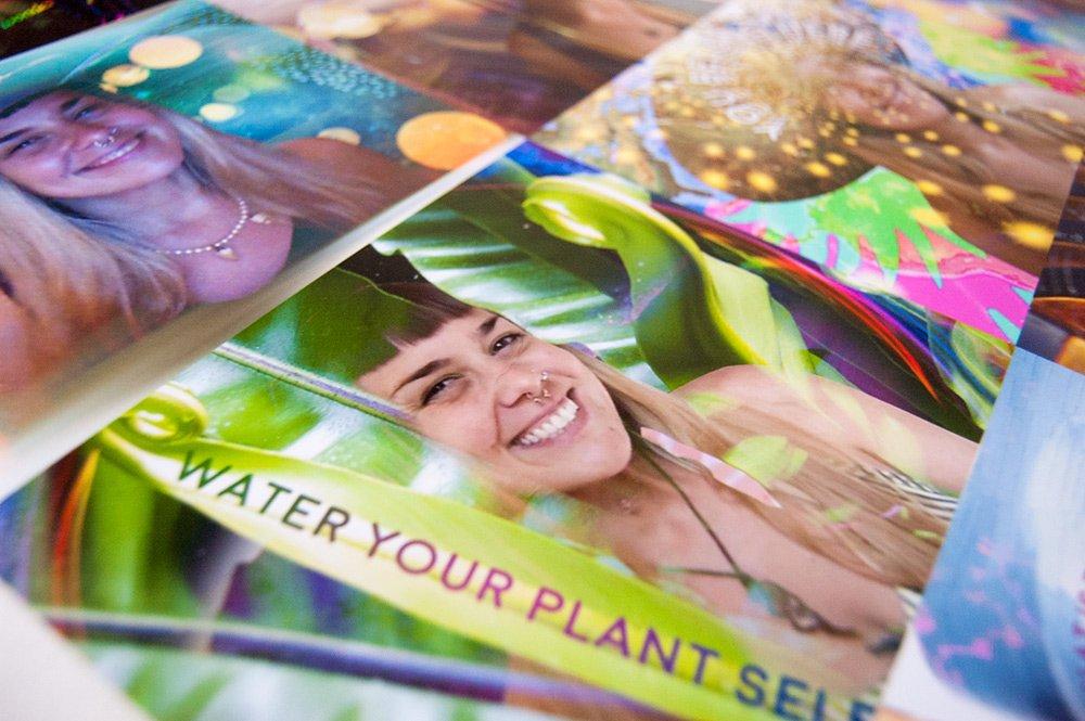 Jessica Mullen Meditation Poster