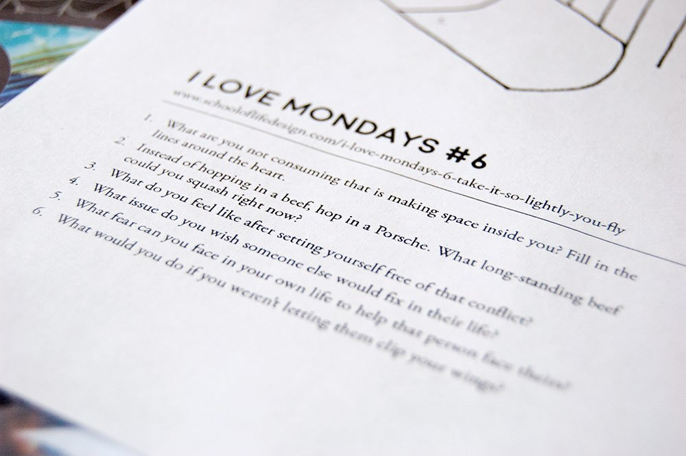 I Love Mondays #6