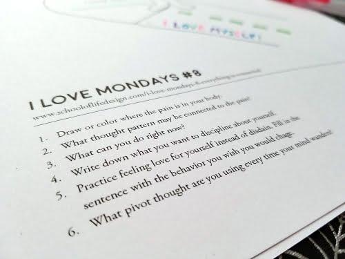 I Love Mondays #8