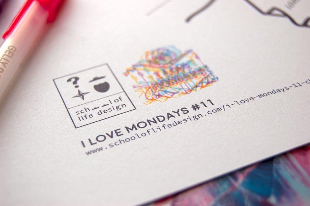 I Love Mondays #11