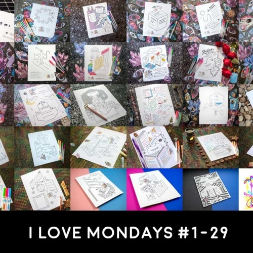 I Love Mondays Bundle (#1-29)