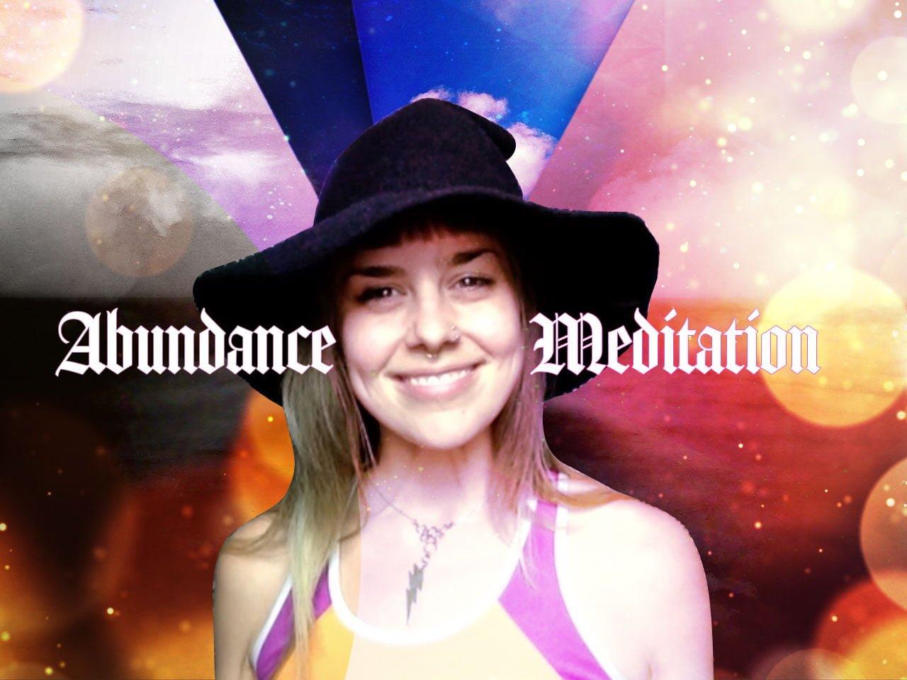 Meditation on Abundance by Jessica Mullen