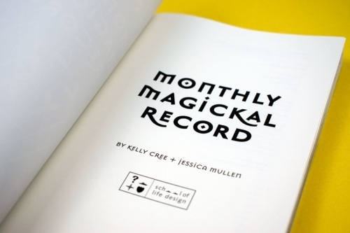 Monthly Magickal Record
