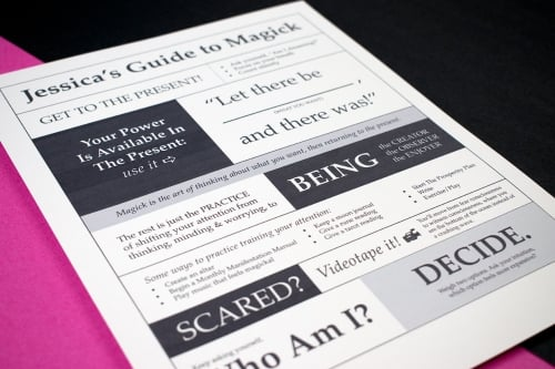 Jessica's Guide to Magick