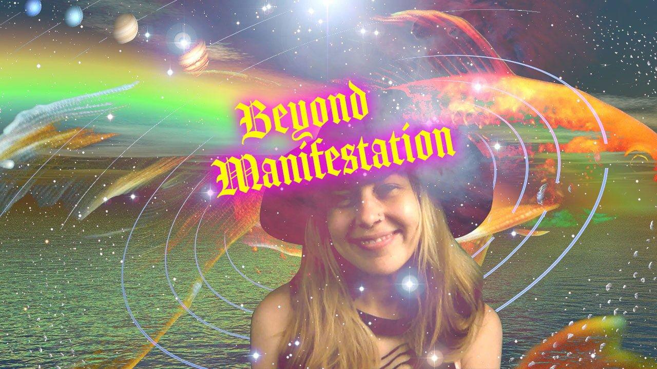 Beyond Manifestation Meditation | School of Life Design