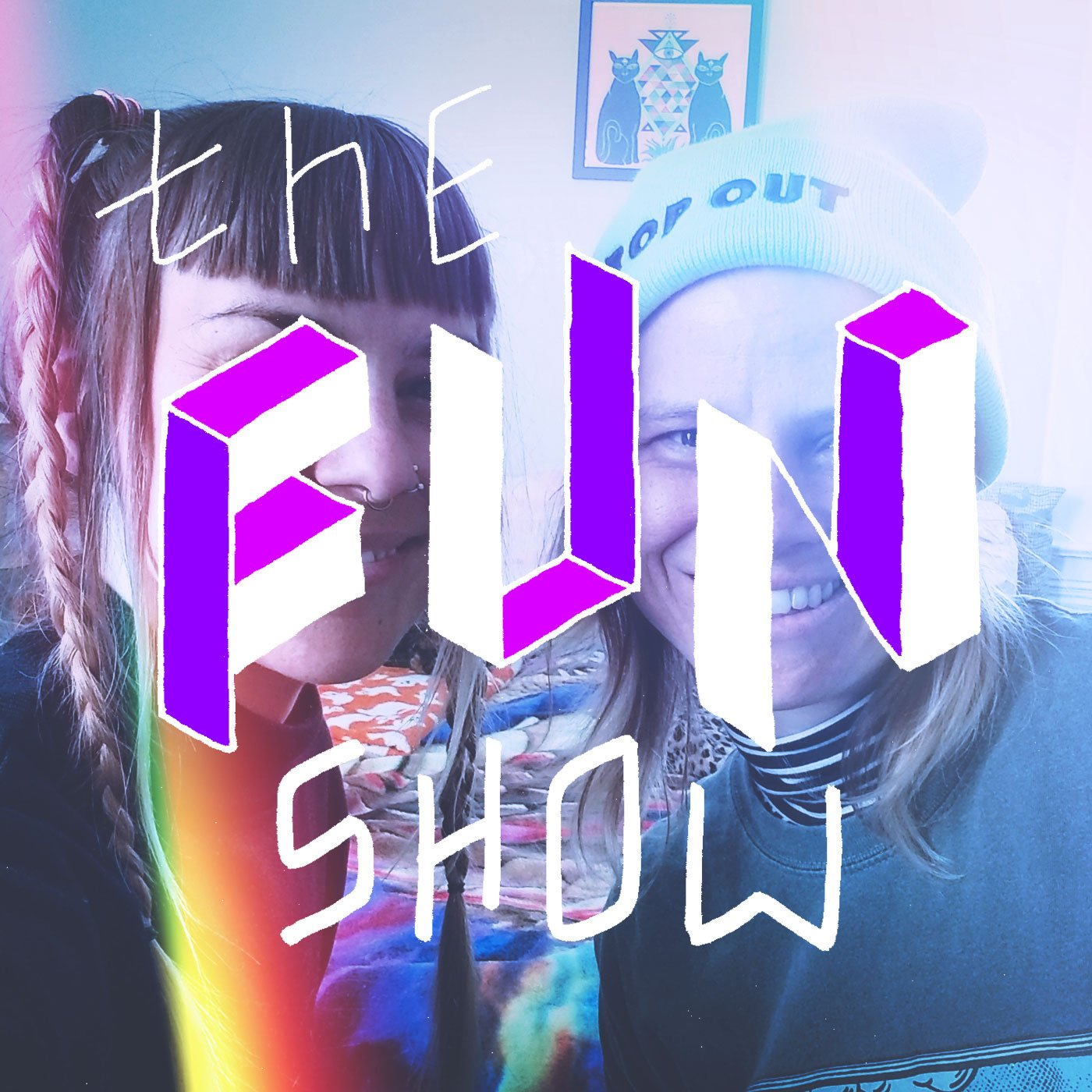 The Fun Show S5E11: Flatten the Curve Don't Dance